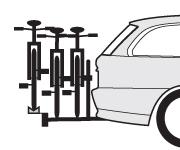 atera strada e bike m 022686 hecktr ger kupplungstr ger osl. Black Bedroom Furniture Sets. Home Design Ideas