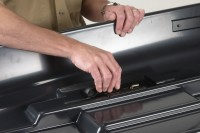 mont blanc dachbox triton 650 schwarz metallic 731896 osl. Black Bedroom Furniture Sets. Home Design Ideas